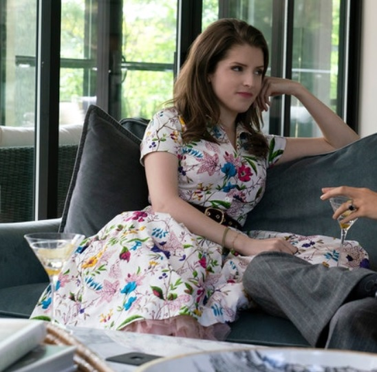 """Steal Anna Kendrick's Fairly Floral Gown From """"A Easy"""